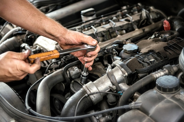 ремонт и замена двигателей любой сложности